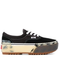 Vans platform low top sneakers