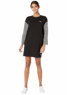 Vans Quantum Long Sleeve Tee Dress