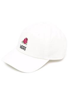 Vans rose patch logo cap