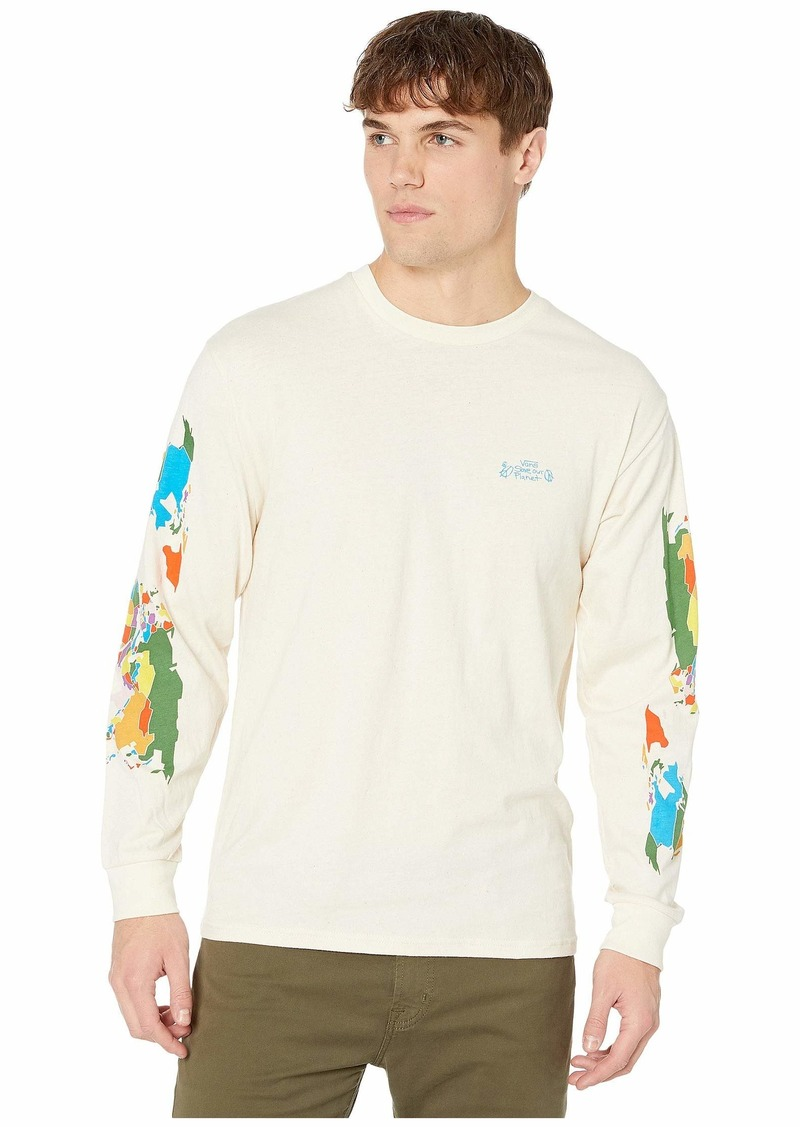 Vans Save Our Planet Long Sleeve T-Shirt