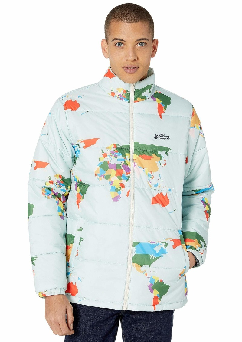 Vans Save Our Planet Puff Jacket