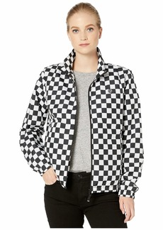 Vans Scatter Check Full Zip Jacket