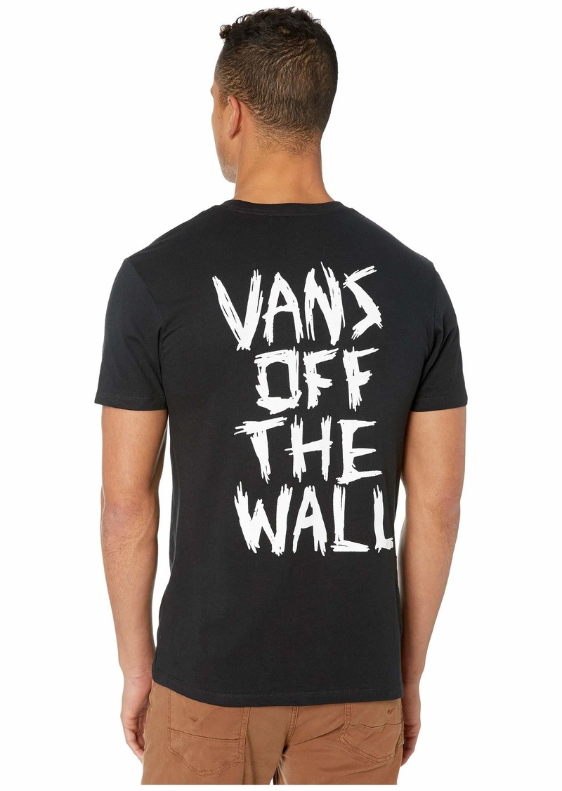 Vans Scratched Short Sleeve T-Shirt