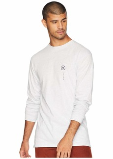 Vans Side Stripe Mountain Long Sleeve T-Shirt