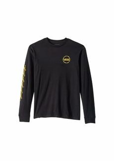 Vans Skeliskate Long Sleeve T-Shirt (Big Kids)