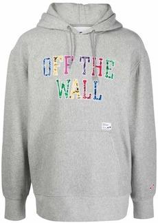Vans slogan patch hoodie