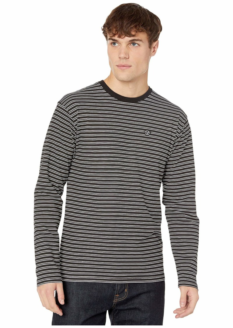 Vans Striped Long Sleeve T-Shirt