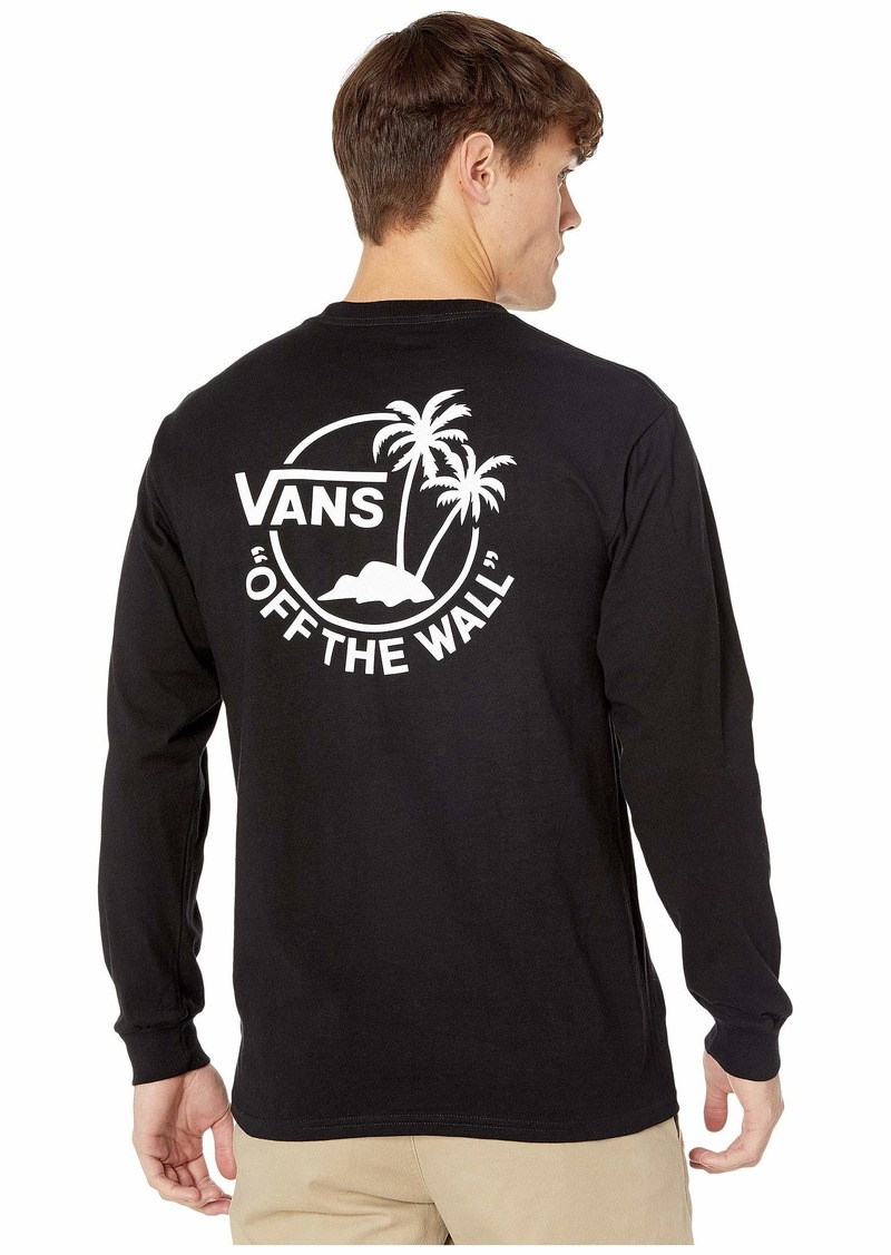 Vans Surf Palm Long Sleeve T-Shirt