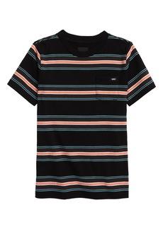Toddler Boy's Vans Kids' Harrington Stripe T-Shirt