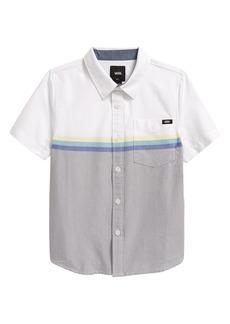 Toddler Boy's Vans Kids' Houser Button-Up Shirt