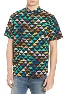Vans 2018 VTCS Aloha Print Woven Shirt