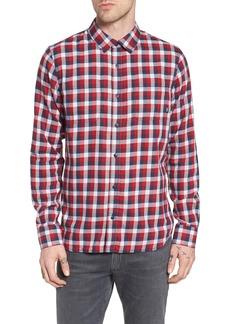 Vans Alameda II Plaid Flannel Shirt