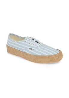 Vans Authentic Convertible Espadrille Sneaker (Women)