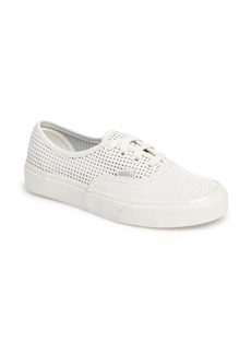 Vans Authentic DX Perforated Sneaker (Women)