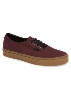 Vans Authentic Gum Outsole Sneaker (Men)
