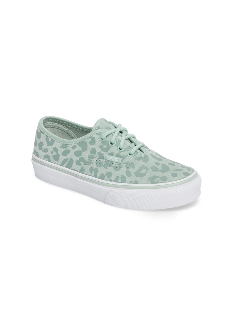 f6f55d6674d6 Vans Vans Authentic Leopard Print Sneaker (Toddler
