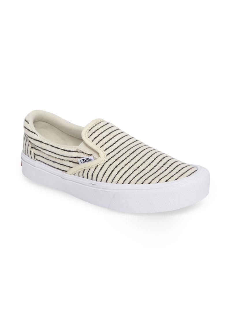 fda1ac57c32685 Vans Vans Authentic Lite Stripe Slip-On Sneaker (Women)