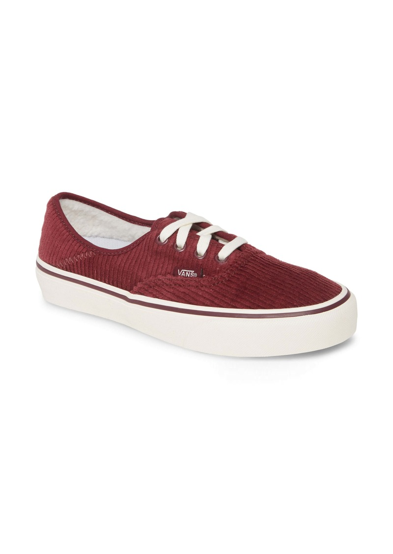 Vans Authentic Print Low Top Sneaker (Women)