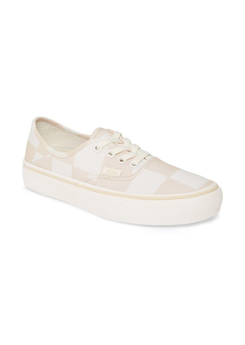 Vans Authentic Print Low Top Sneaker (Women)