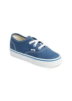 Vans 'Authentic' Sneaker (Baby, Walker, Toddler, Little Kid & Big Kid)