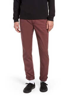 Vans Authentic Stretch Chino Straight Fit Pants