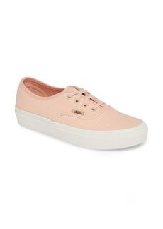 Vans Authentic Woven Check Sneaker (Women)