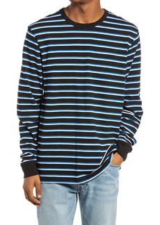 Vans Awbrey II Stripe Long Sleeve Men's T-Shirt