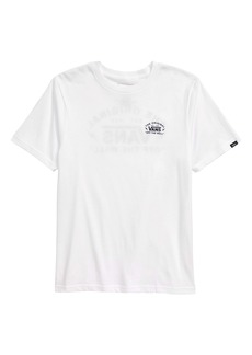 Vans Bolt Action Graphic T-Shirt (Big Boys)
