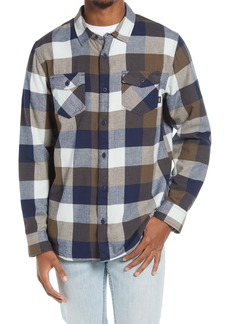 Vans Box Flannel Men's Button-Up Shirt