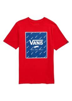 Vans Box Graphic Tee (Big Boy)
