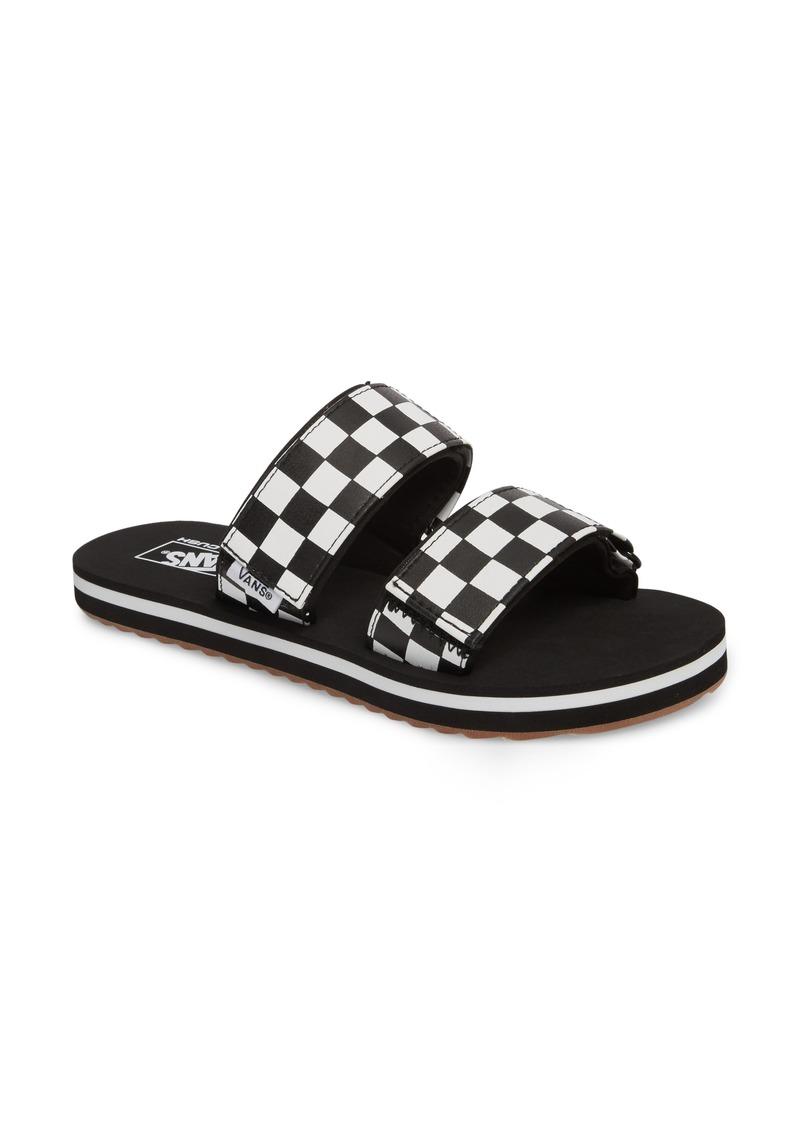 860468bd39c48f Vans Vans Cayucas Slide Sandal (Women)