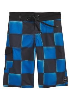 Vans Check Yourself II Board Shorts (Big Boys)