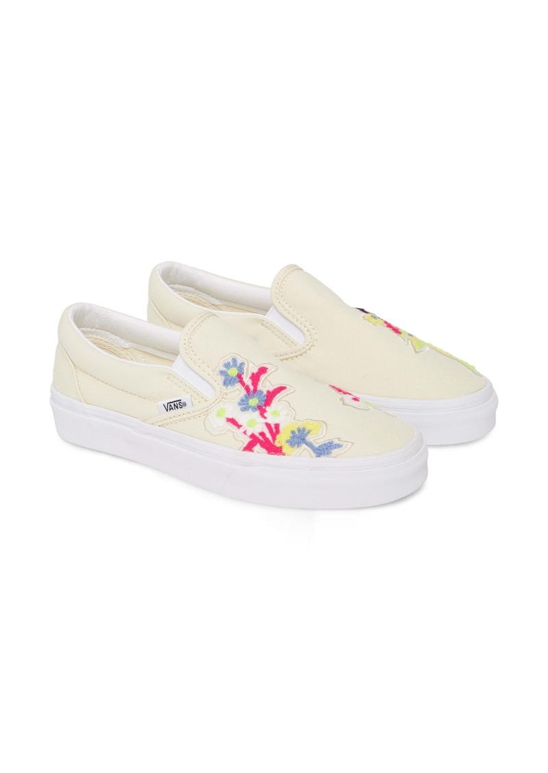 Vans Chenille Classic Slip-On Sneaker (Women)