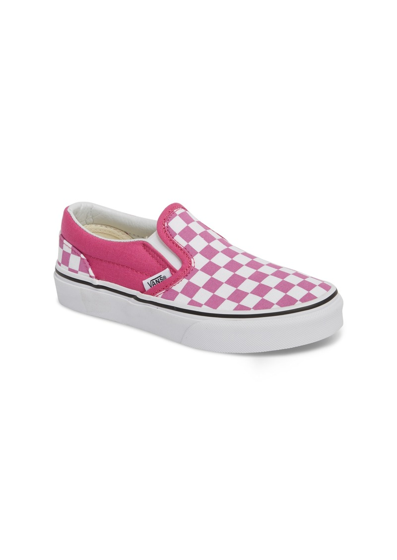 09eb709df3 'Classic - Checkerboard' Slip-On (Toddler, Little Kid & Big Kid)