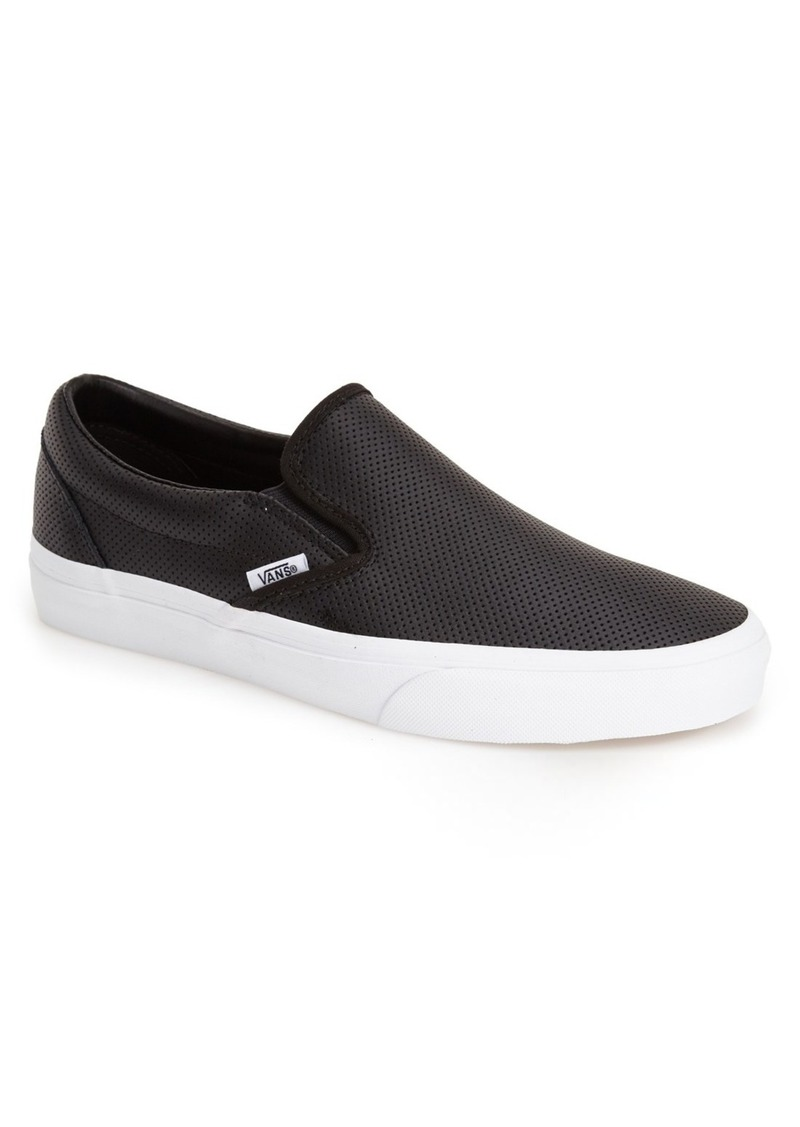 Vans 'Classic - Perforated' Slip-On Sneaker (Men)