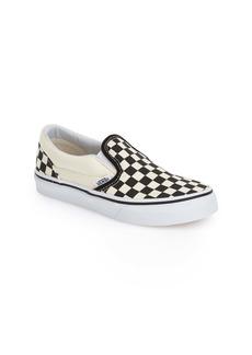 Vans Classic Checker Slip-On (Toddler, Little Kid & Big Kid)