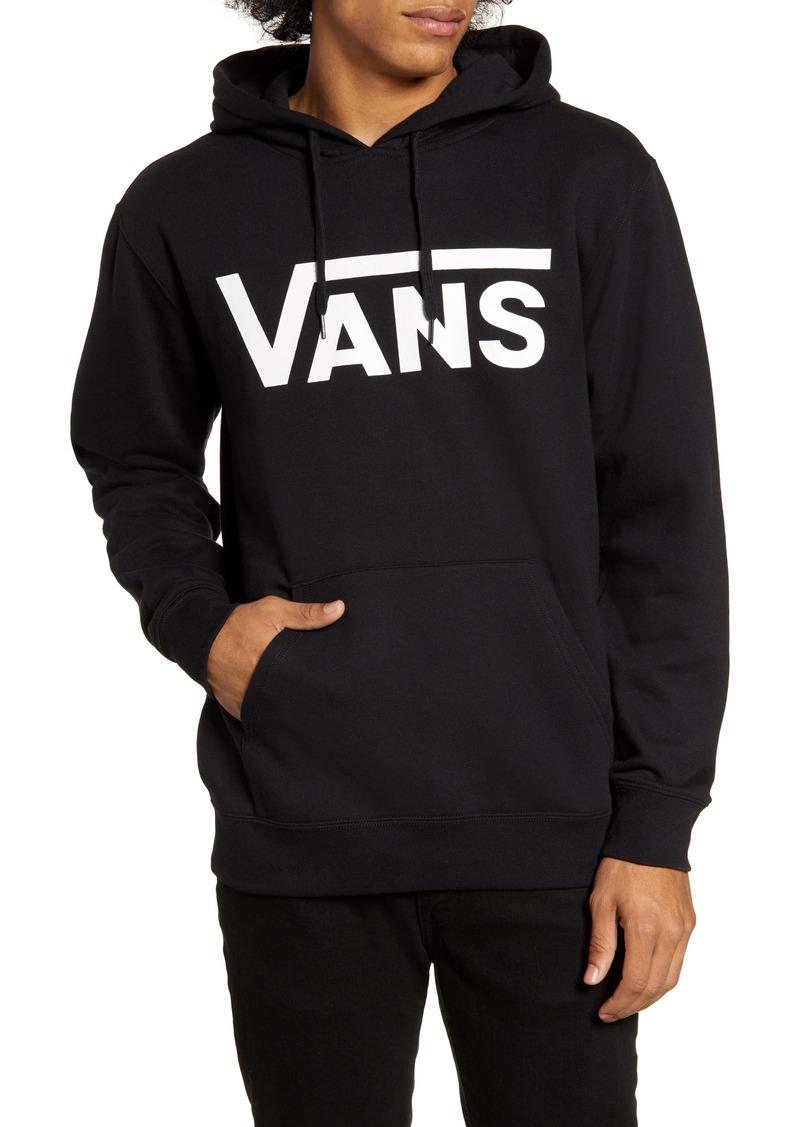 Vans Classic Fit Logo Hooded Sweatshirt
