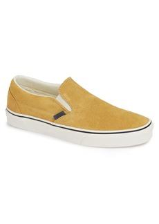 Vans Classic Hairy Suede Slip-On Sneaker (Men)