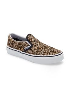 Vans Classic Leopard Spot Slip-On Sneaker (Big Kid)