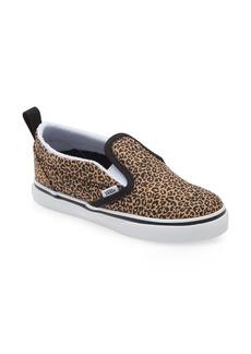 Vans Classic Leopard Spot Slip-On Sneaker (Baby, Walker & Toddler)