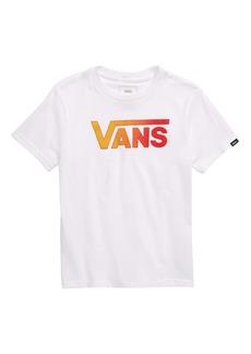 Vans Classic Logo Graphic Tee (Toddler & Little Boy)