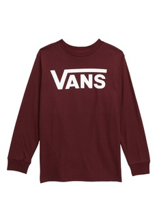 Vans Classic Logo T-Shirt (Toddler Boys & Little Boys)