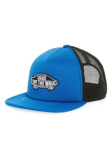 Vans Classic Patch Trucker Hat (Big Boys)