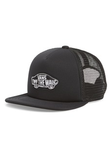 Vans Classic Patch Trucker Hat (Kids)