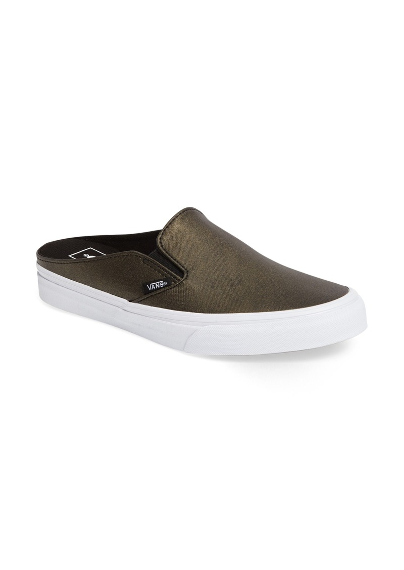 9e7aae67843 On Vans Slip  classic  Sneaker Mule Shoes women qEO47Enwx