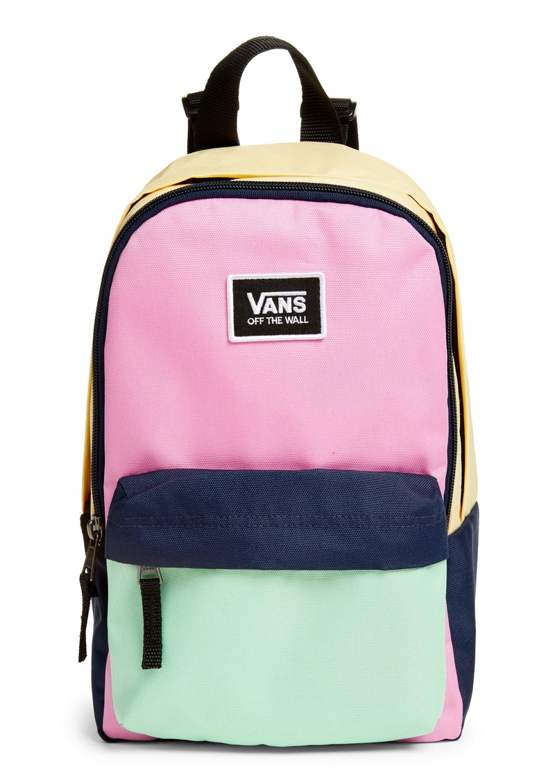Vans Colorblock Backpack