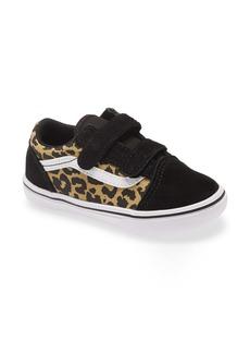 Vans ComfyCush Old Skool V Sneaker (Baby, Walker & Toddler)