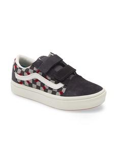 Vans ComfyCush Old Skool V Sneaker (Baby, Walker, Toddler & Little Kid)