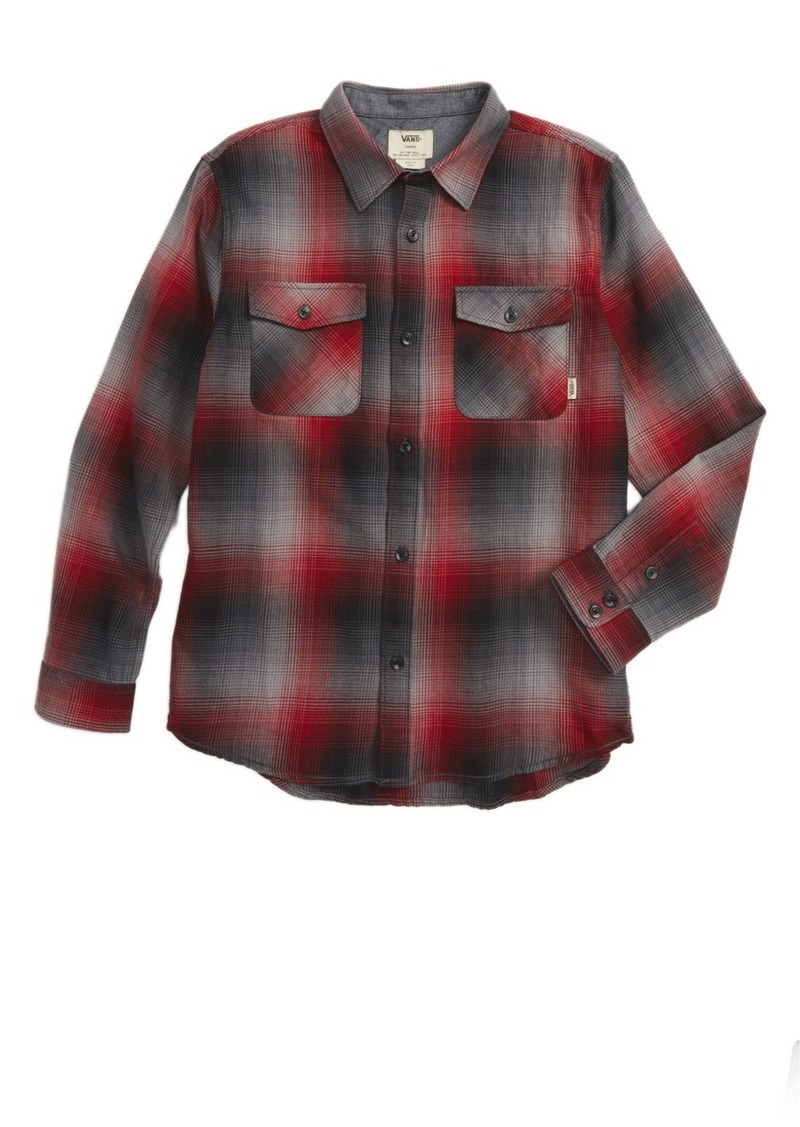 Vans Conroy Flannel Shirt (Big Boys)