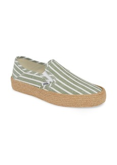 Vans Convertible Slip-On Espadrille Sneaker (Women)